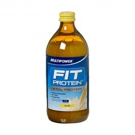 Multipower - Fit Protein Drink Vanilla