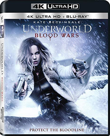 Underworld: Blood Wars (4K Ultra HD+Blu-ray)