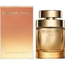 Sealed Michael Kors Wonderlust Sublime Eau De Parfum 3.4oz/100ml New In Box - $69.99