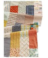 [Plants] 55'' Wide Handworked Seamed Fabrics Cotton & Linen Fabric(3355 ... - $24.80