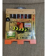 Crate Creatures Surprise! CHAR Interactive Monster Toy In Cage orange ki... - $19.11