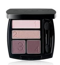 Avon True Color Eye shadow Quad Romantic Mauves ~ New/Boxed - $3.95