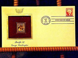 Pacific 97 George Washington Stamp 1997 AA19-ST6024 image 7