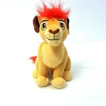 "Disney Plush Kion The Lion King Guard Stuffed Animal Just Play 7"" - $11.88"