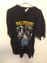 Motown The Musical VTG Get Ready Here We Come Tshirt Mens Size XXL - $34.65