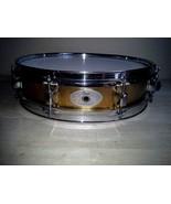 "Pearl-B1330-Brass Piccolo Snare Drum-13"" x 3""-8 Lug-1.6mm Steel Hoops - $251.99"