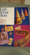 HP Print Party Kit - $9.88