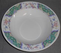 Mikasa Provincial Villa Medici Pattern Round Vegetable/Serving Bowl - $23.75