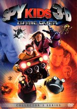 DVD- Spy Kids 3-D: Game Over DVD , Collector's Series - $8.70