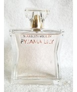 Marilyn Miglin Pyjama Lily Eau De Parfum Perfume 3.4 Ounce Bottle - $45.00