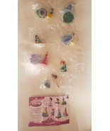 Disney Princess Mini Figure series 7 set of 7 Forever Magical series - $64.99