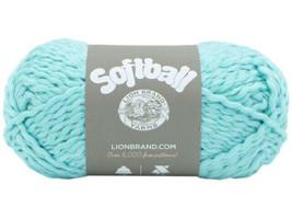 Lion Brand Softball Yarn in Rapids, Bulky 5