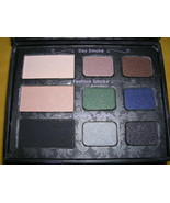 Too Faced Smoky Eye Shadow Collection Palette 9 Shadows Applicators NIB ... - $29.65