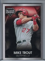 MIKE TROUT 2014 Panini Black Friday #15 D9809 - $2.25