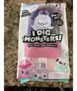 I Dig Monsters Popsicle Blind Bags~Color Change Surprise Purple - $14.85