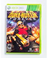 Duke Nukem Forever - Microsoft Xbox 360, 2011 - $8.00
