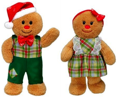 Build A Bear Gingerbread Man Boy Girl Doll And 14 Similar Items