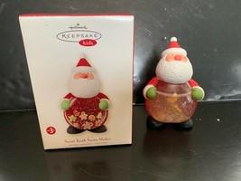 Hallmark Keepsake Kids Sweet Tooth Santa Shaker 2007 - $12.50