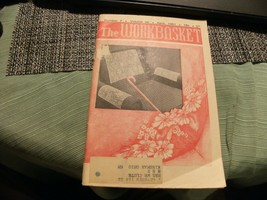 3# Vintage The Workbasket Knit/Crochet and Craft Magazine April, 1961 - $5.93