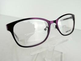 Nine West NW 1046 (535) Satin Amethyst 50 x 16 135 mm Eyeglass Frames - $54.66