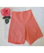 Vintage Vanity Fair Coral Panty Girdle w Garters M S Style 41-6 Lace App... - $69.99