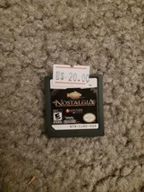 Nostalgia (Nintendo DS, 2009) - $19.80