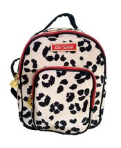 Betsey Johnson Convertible Backpack Mini Cheetah - $14.99