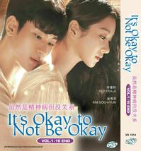 Korean Drama DVD It's Okay to Not Be Okay 2020 ENG SUB All Region Ship From USA
