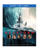 Geostorm [Blu-ray+DVD+Digital] (2018)