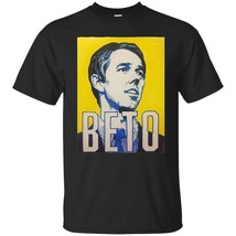 Beto O'Rourke For U.S. Senate Democrat Texas Election 2018 Black Made in USA - $12.86+