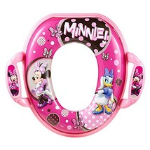 The First Years Disney Baby Minnie Soft Potty Seat - $14.54