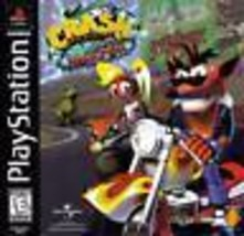 Crash Bandicoot Warped PS1 Great Condition Fast Shipping - $29.93
