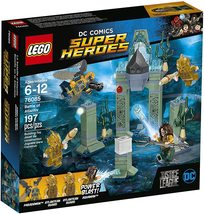Lego DC Super Heroes 76085 - Justice League Battle of Atlantis Set - $25.99