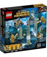 Lego DC Super Heroes 76085 - Justice League Battle of Atlantis Set - $29.99