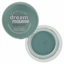 Maybelline Dream Mousse Eyecolor 11 Fablous Turquoise - $6.99