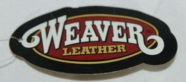 Weaver Leather 301205 Light Leather Over Under Horse Whip image 4