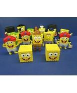 Burger King Spongebob Squarepants action figures 16pc lot - $29.65