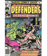 The Defenders Comic Book #52, Marvel Comics 1977, Sub-Mariner, FINE NEW ... - $2.99