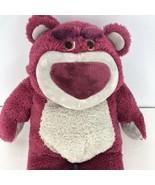 "Disney Store Toy Store 3 Movie Lots O Love Plush 15"" Teddy Bear Stuffed ... - $22.76"