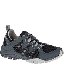 Merrell Women's Tetrex Rapid Crest Water Shoe, Black 1, 11 Medium US - $64.06