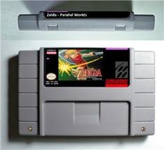 The legend of Zeldaed Series Games SNES Super Nintendo Battery Save US V... - $20.99