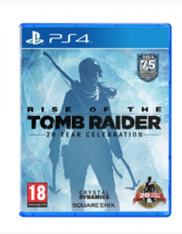 Rise of the Tomb Raider 20 Year Celebration Pro Edhanced Ed. (Playstatio... - $29.19