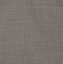 NEW G.H. Bass & Co. Men's Short Sleeve Crosshatch Woven Shirt - Pewter image 4