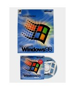 MICROSOFT Windows 98 SE Second Edition Upgrade - $22.99