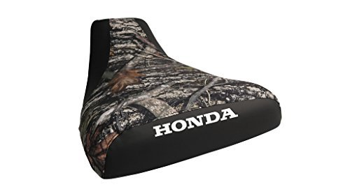 Primary image for Honda Foreman TRX450 Seat Cover Camo And Black Color Year 1998 To 2004