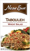 Near East Tabouleh Whole Grain Salad Mix, 5.25 Ounce, Pack of 12 Boxes P... - $45.04