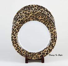 Tienshan, Leopard, Set of 2 Dinner Plates, Supe... - $23.17