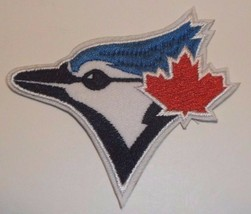 """Toronto Blue Jays Embroidered Applique PATCH~3 1/4"""" x 2 7/8""""~Iron Sew~Sh... - $4.75"""