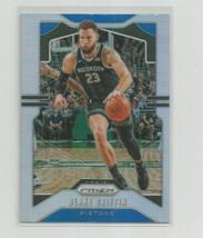 BLAKE GRIFFIN (Pistons) 2019-20 PANINI PRIZM BASKETBALL SILVER PRIZM CAR... - $4.95