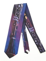 Vintage Tie Clarinet Ralph Marlin 1994 Instrument Courtesy of Goodwell M... - $11.17